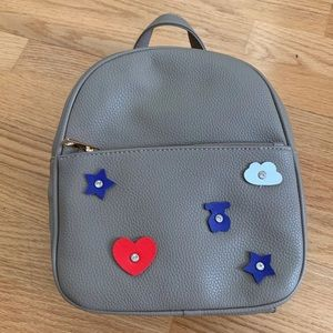 Casual Fashion Leather Backpack